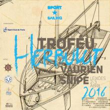 Troféu Herbulot – Classes Vaurien (Troféu Perpétuo) e Snipe